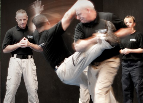 LOCKUP Re-Certification / Intermediate Instructor Program