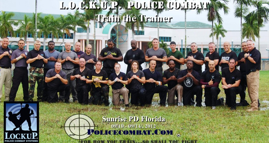 NEW LOCKUP INSTRUCTORS in SOUTH FLORIDA!
