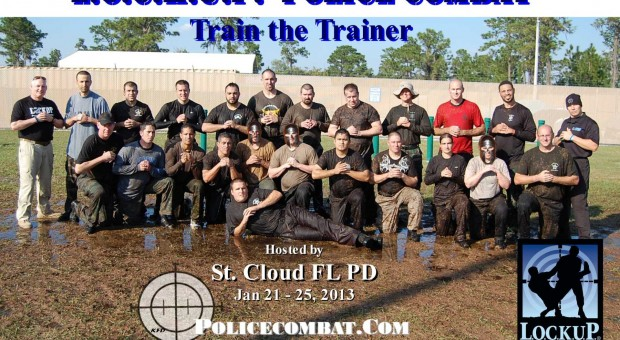 22 NEW INSTRUCTORS IN CENTRAL FLORIDA  &#8211; St. Cloud FL &#8211; LOCKUP Train the Trainer