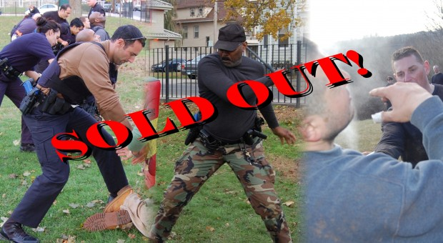 Handcuffing &#8211; OC &#8211; Police Baton Instructor &#8211; SOLD OUT!
