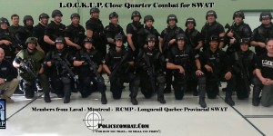 Canada – LOCKUP Close Quarters for SWAT