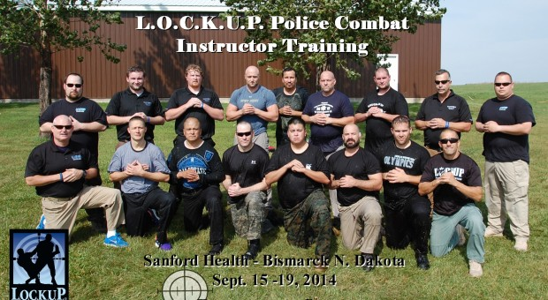 Bismarck ND – New LOCKUP Instructors from ND, SD, WI, MT and Alaska