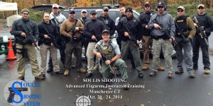 Soulis Shooting Advanced Instructor Training