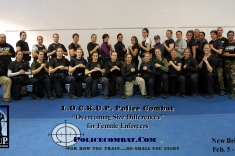CT – Overcoming Size Differences for Female Enforcers