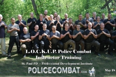 MN – L.O.C.K.U.P. ® – Instructor Course May -2015