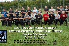 MA State Police – Police Ground Fighting Instructor Course  SOLD OUT!