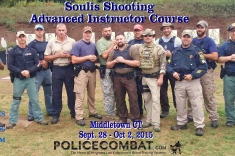 Soulis Shooting Advanced Instructor Course