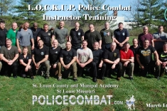 St. Louis MO – L.O.C.K.U.P.® Arrest and Control 5 Day – Instructor Course SOLD OUT!