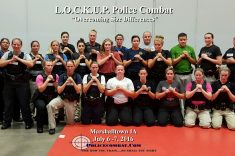 IA – L.O.C.K.U.P. ® Overcoming Size Differences For Female Enforcers