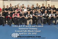 RI L.O.C.K.U.P. ® 5 Day Arrest And Control Instructor Training