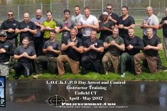 NEW LOCKUP (CT) Arrest And Control Instructors