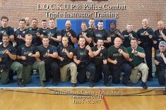 CT – Handcuffing – O.C. Spray & Expandable / Straight Police Baton Instructor Training