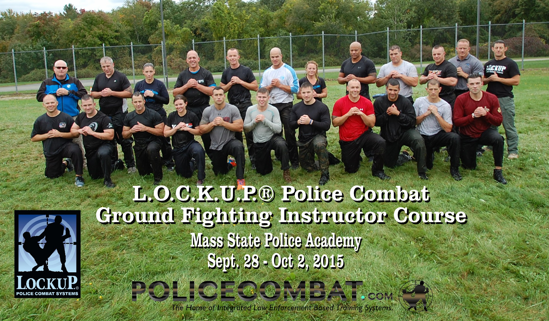MA State Police – Police Ground Fighting Instructor Course